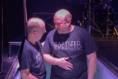 2019-01-27 - 5 p.m. Baptism Service