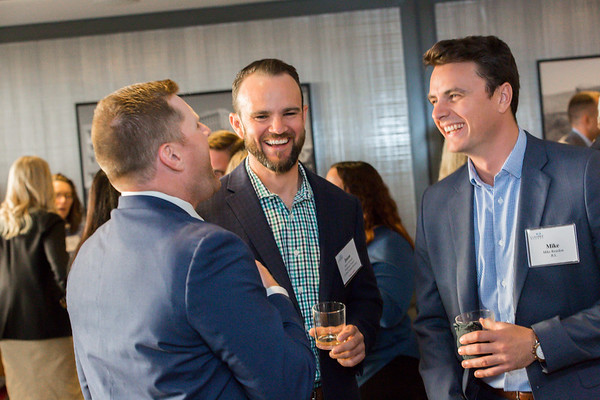 Sponsor Reception @ UMass Club 6/7/18