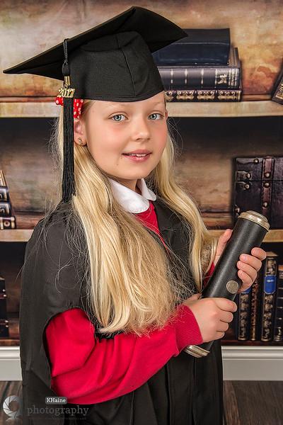 'Graduation' Shoots