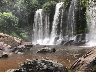 Angkor: Kulen Mountains