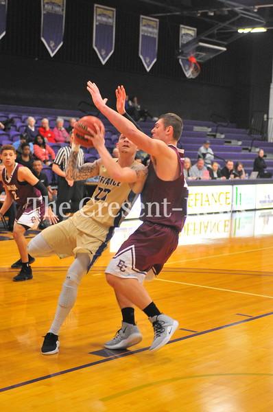 01-16-19 Sports Earlham @ DC mens basketball
