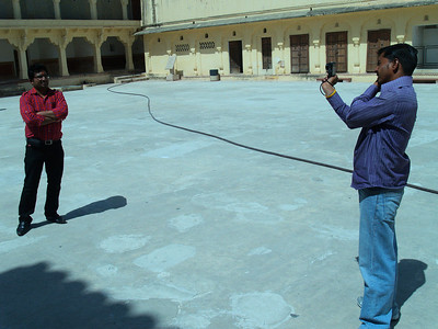 Picture Me at Amber Fort - Jaipur