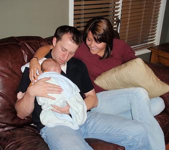 With Amanda and Treyden