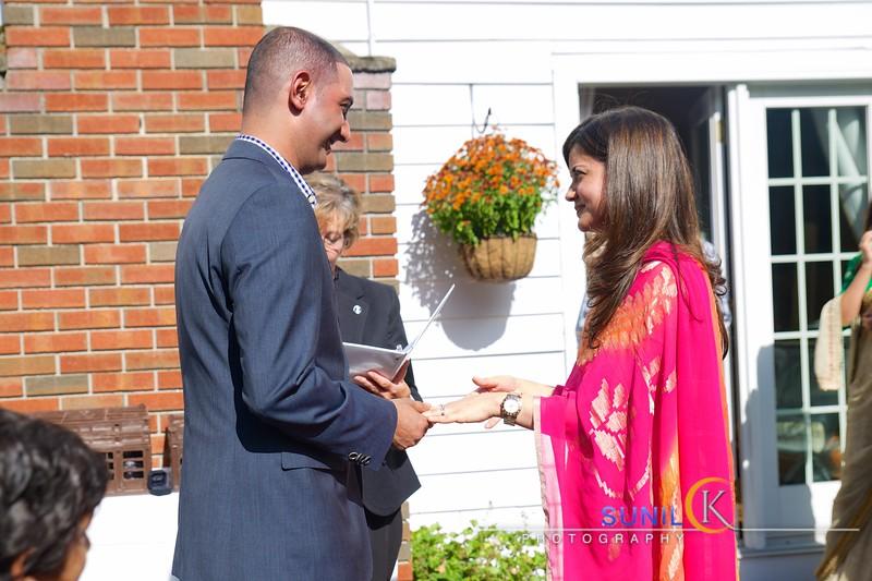 Pradeep and Shivani Wedding