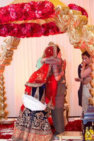 Le Cape Weddings - Indian Wedding - Day 4 - Megan and Karthik Ceremony  83.jpg