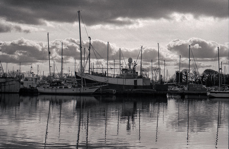 Glasson Dock, Lancashire