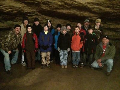 Eagle Cave 2014