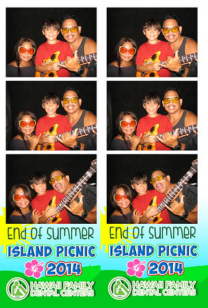 Hawaii Family Dental Services-Island Picnic 2014