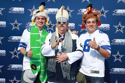 2018 Washington Redskins at Cowboys Tailgate