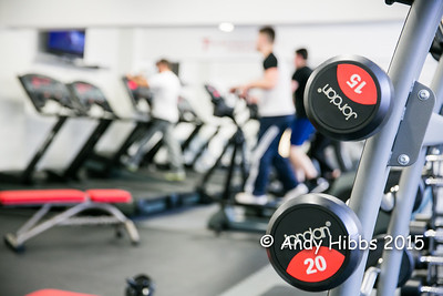 The Fitness Centre April 2015