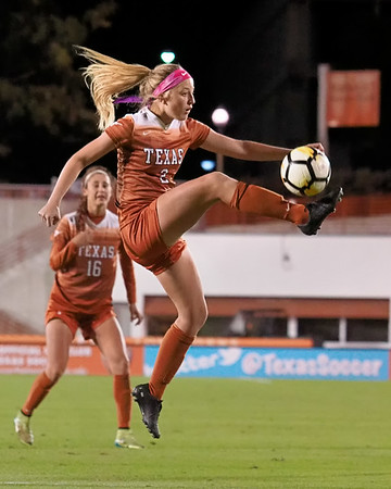 University of Texas Soccer vs. Oklahoma State 10.27.2017