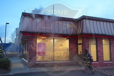 """West Babylon F.D. Signal 13  Montauk Hwy. (Wendy""""s Restaurant)"""