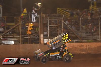 Lernerville Speedway - 8/27/21 - Paul Arch