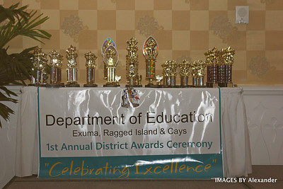 Bahamas Department Of Education - Exuma Award Ceremony - Sandal's Resort, Exuma Bahamas