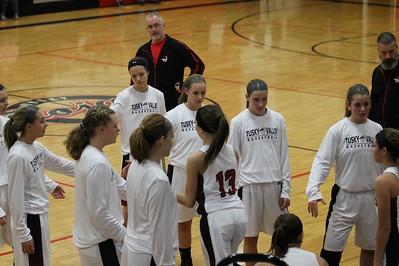 Girls' Basketball vs. Minerva
