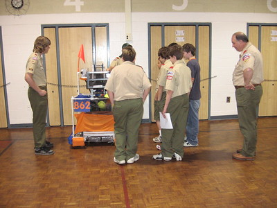 2006 Scout Demo