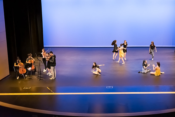 PHS Orchestra and Dance Company Collaboration