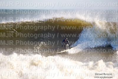 Surfing, NJ, Kurt, 12.27.09