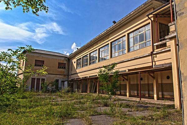 Sanatorio Infantile di Valledrane