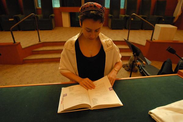 Temple Sinai 1.28.2007