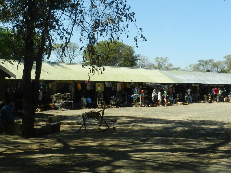 132 - Shopping Zambian style - Anne Davis