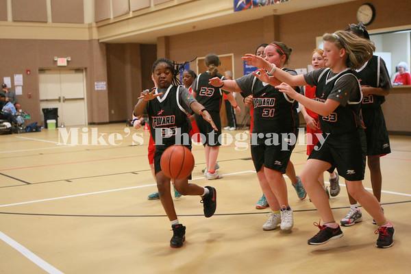 Upward Basketball Week 4 2:45 Game