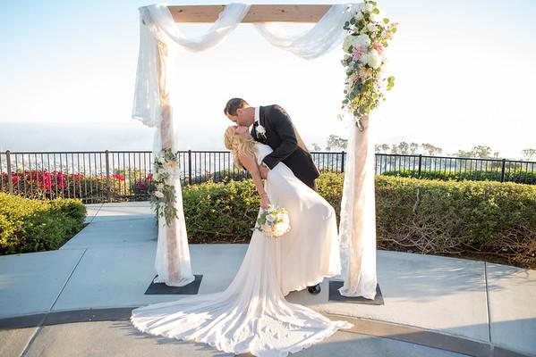 Paige & Dustin Wedding Day