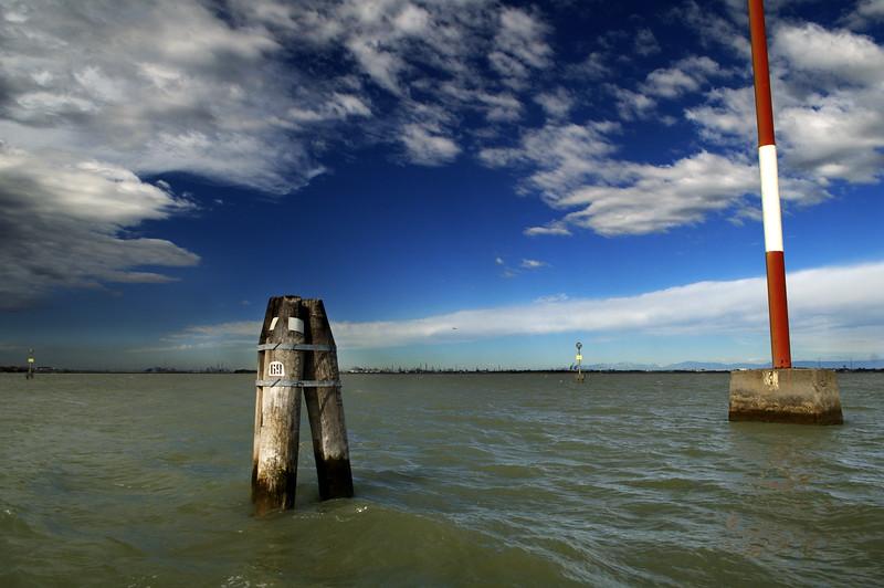 Venice's lagoon, Italy