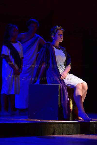 Northcote College: Coriolanus - Act V sc vi