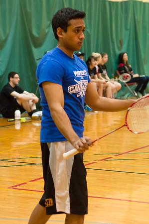 2012-13 Badminton