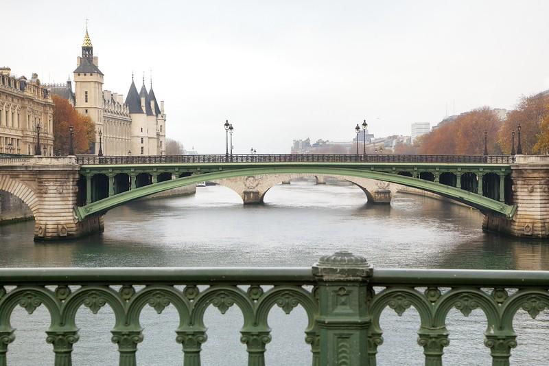 Paris Seine View
