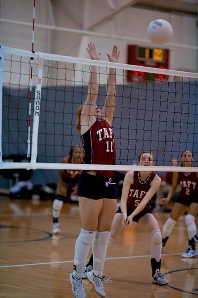 Volleyball 10-27-07