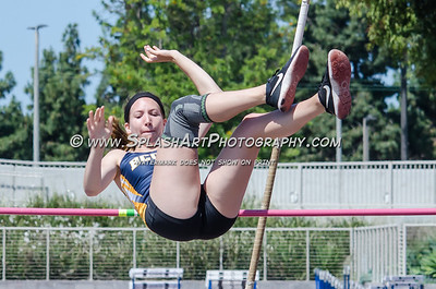 2019 CIF LA City Section Pole Vault Finals 17May2019