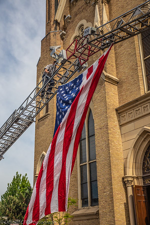 2019-05-27 CFD Memorial Day Mass