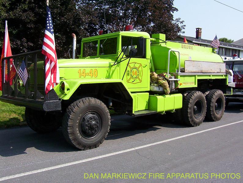 SACRAMENTO COMMUNITY FIRE CO.