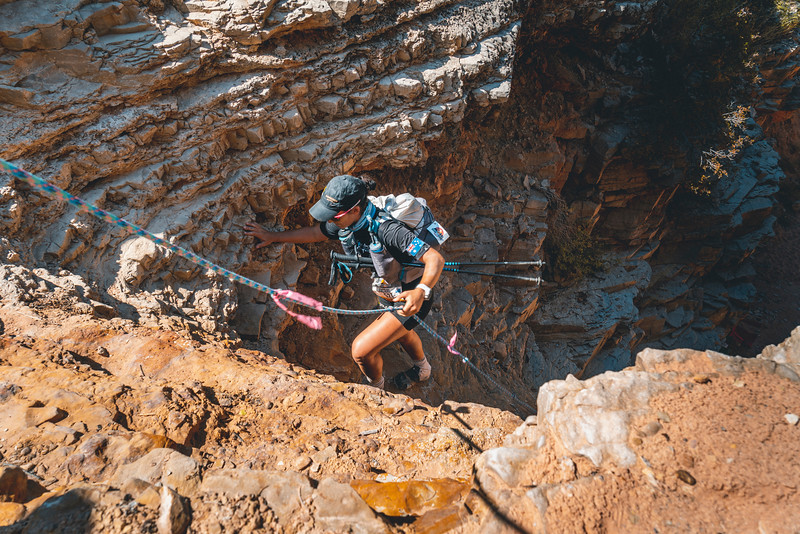 Ultra Running In Southern Utah During Grand to Grand Ultra 2019