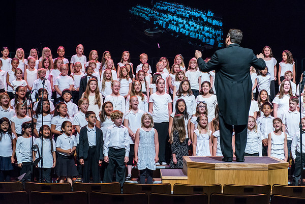 Choral - Thousand Oaks High School Choral  Cluster - April 23