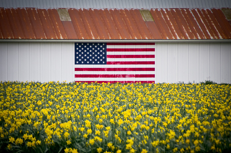 'America the Beautiful' - Washintgon State, USA
