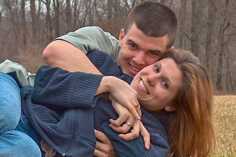 21 Caleb and Crystal in Grass 4x6.jpg