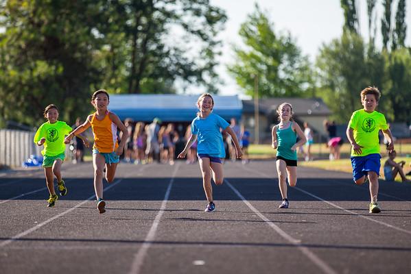 Phoenix All-Comers Track Meet - June 22, 2015