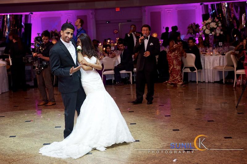 Justin Teena Wedding Reception