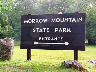 Morrow Mtn. SP, NC