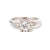 .69ct Transitional Cut Diamond Solitaire 0
