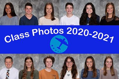Class Photos 2020-2021