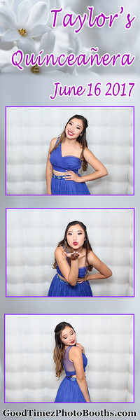 Taylor's Quinceanera