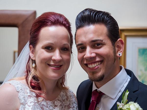 Adrian and Jenni