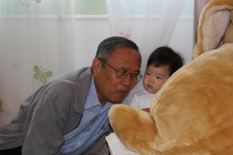 Dad's visit