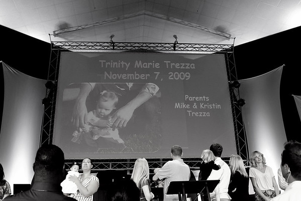 Trinity dedication 112711