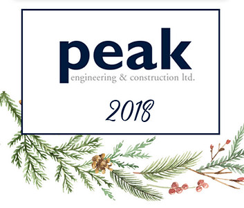 01-12-2018 ~ Peak Engineering & Construction Xmas Party