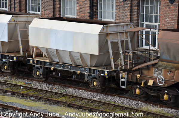 PGA REDA - 2 Axle Aggregate Hopper Wagon